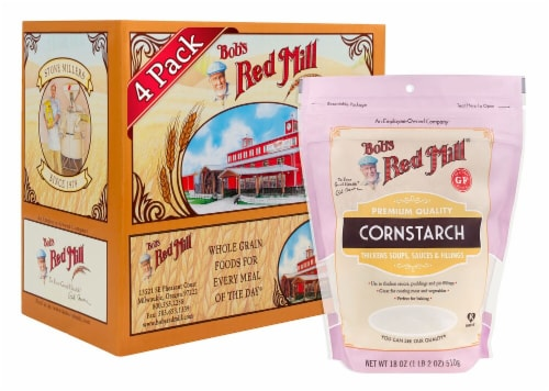 Bob's Red Mill Gluten Free Cornstarch Perspective: front