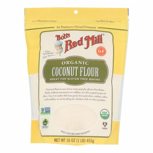 Bob's Red Mill® Organic Coconut Flour Perspective: front