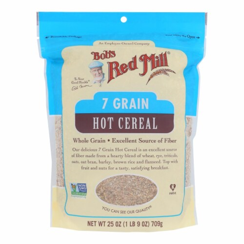 Bob's Red Mill - Cereal 7 Grain Perspective: front