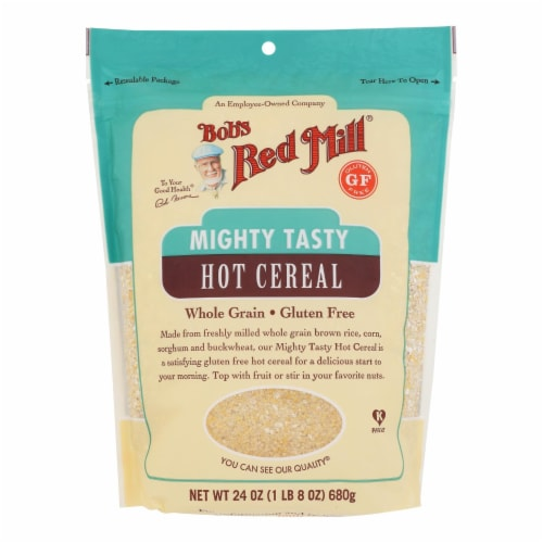 Bob's Red Mill - Cereal Mighty Taste Gluten Free Perspective: front