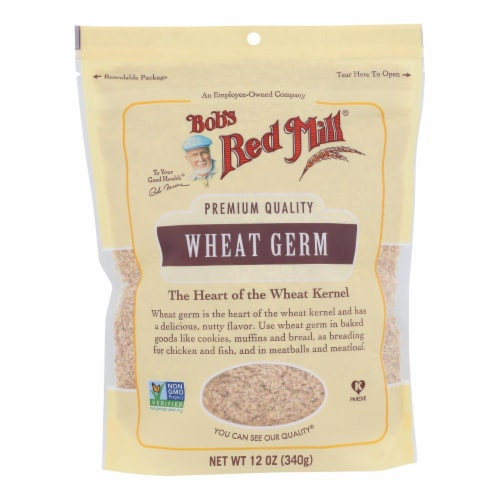 Bob's Red Mill® Wheat Germ Perspective: front