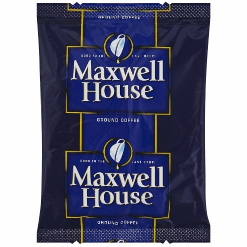 Maxwell House  Office  Service Coffee - 2 oz. pack, 42 packs per case Perspective: front