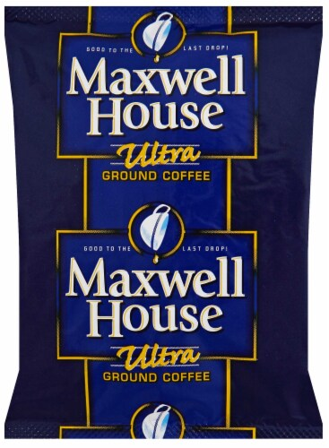 Maxwell House Ultra Office Supply Coffee - 0.8 oz. pack, 42 packs per case Perspective: front