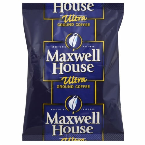 Maxwell House Ultra Ground Coffee, 0.9 Ounce -- 42 per case. Perspective: front
