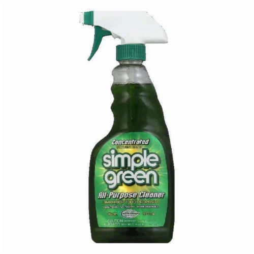 Simple Green Cleaner All Purpose Spray, 16 OZ (Pack of 12) Perspective: front