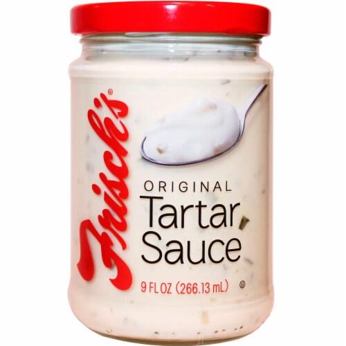 Frisch's Original Tartar Sauce, 9 oz [Pack of 12] Perspective: front