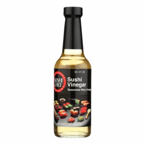 Sushi Chef Sushi Vinegar - Case of 6 - 10 Fl oz. Perspective: front