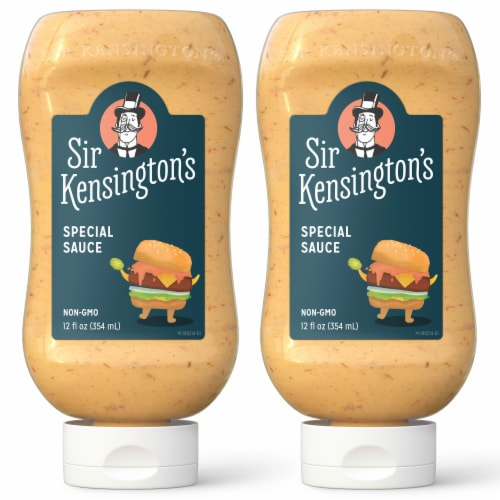 Sir Kensington's Gluten-Free Special Sauce Mayonnaise Condiment Perspective: front