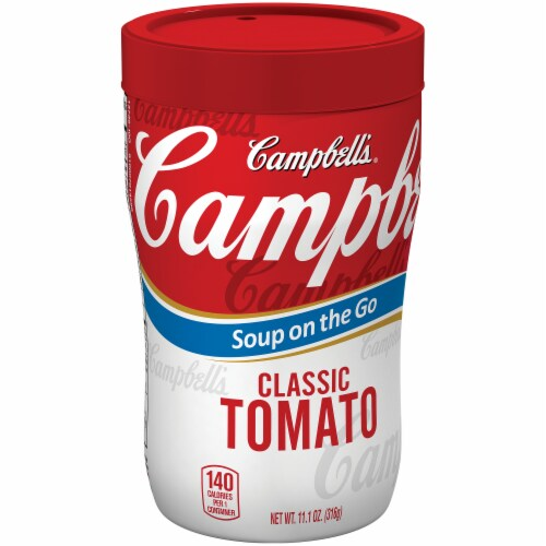 Campbell's On The Go Classic Tomato Soup Perspective: front