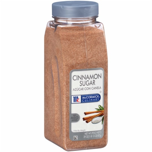 McCormick Culinary Cinnamon Sugar, 29 oz. -- 6 per case Perspective: front