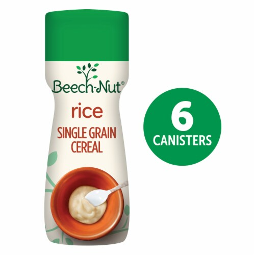 Beech-Nut Rice Single Grain Cereal Perspective: front