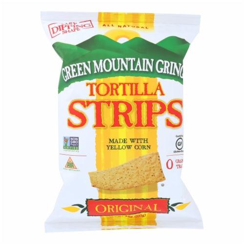Green Mountain Gringo Original Tortilla Strips Perspective: front