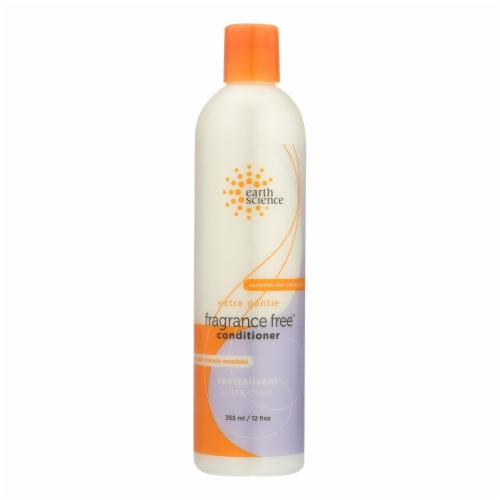 Earth Science Pure Essentials Conditioner Fragrance Free - 12 fl oz Perspective: front