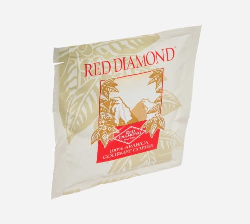 Red Diamond 100 Percent Arabica Coffee, 15 Pound -- 1 each. Perspective: front