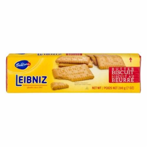 Bahlsen Leibniz Cookies - 7 oz. Perspective: front