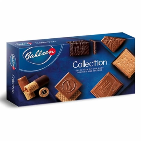 Bahlsen Assorted Cookie Collection, 6.1 oz (Pack of 6) Perspective: front