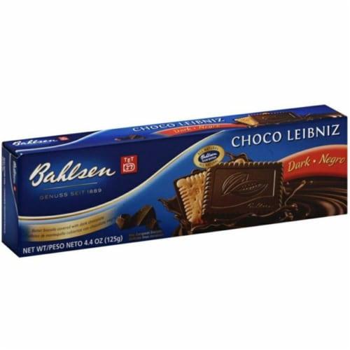 Bahlsen Dark Choco Leibniz, 4.4 Oz (Pack of 12) Perspective: front