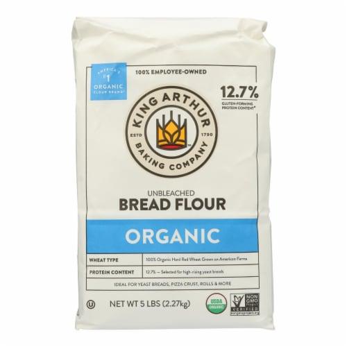 King Arthur Bread Flour - Case of 6 - 5 Perspective: front