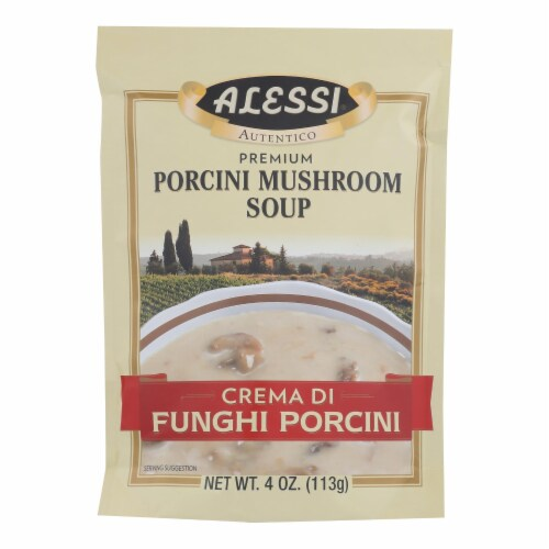 Alessi - Risotto - Funghi - Case of 6 - 4 oz. Perspective: front