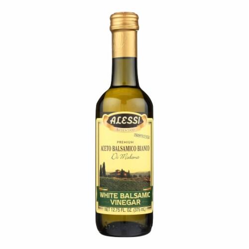Alessi - Vinegar - White Balsamic - Case of 6 - 12.75 FL oz. Perspective: front