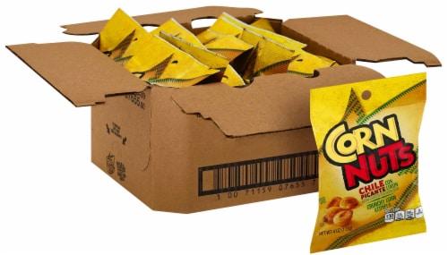 CornNuts Chile Picante - 4 oz. bag, 12 per case Perspective: front