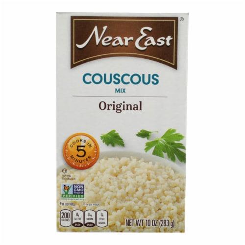Near East Couscous Mix - Case of 12 - 10 oz. Perspective: front