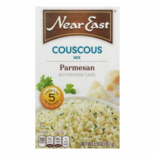 Near East Couscous Mix - Parmesan - Case of 12 - 5.9 oz. Perspective: front