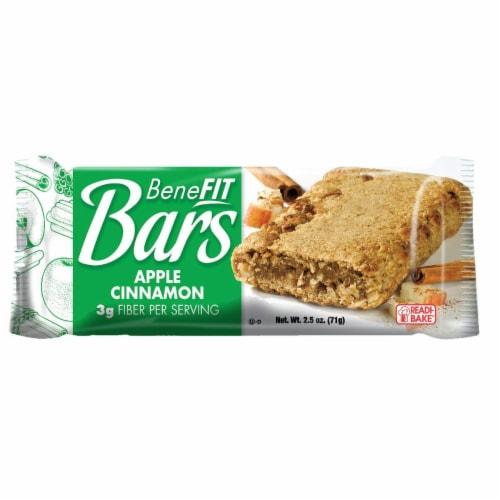 Readi-Bake BeneFIT Bars, Apple Cinnamon, 2.5 Ounce (48 per case) Perspective: front