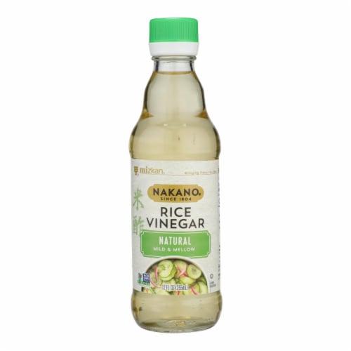 Nakano Rice Vinegar - Vinegar - Case of 6 - 12 Fl oz. Perspective: front