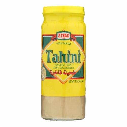 Ziyad Brand Tahini Sesame Paste Perspective: front