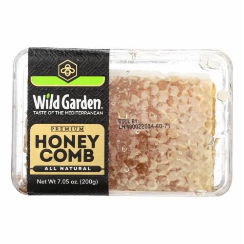 Wild Garden - Honey Comb - Case of 6 - 200 GRM Perspective: front
