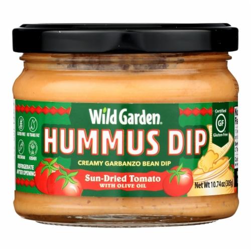 Wild Garden Hummus - Sundried Tomato - Case of 6 - 10.74 oz Perspective: front