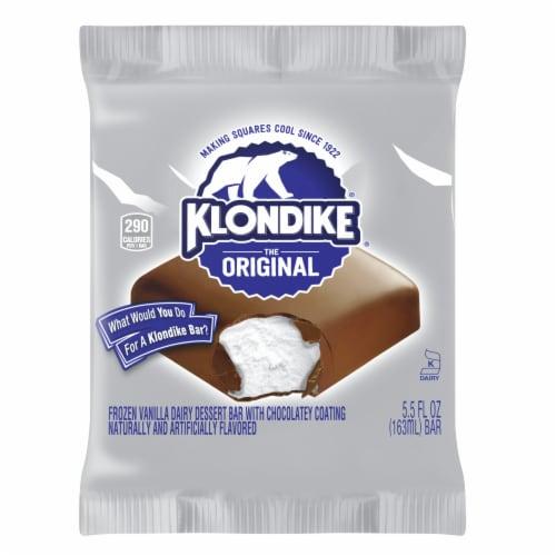 Klondike® Original Ice Cream Bar Perspective: front