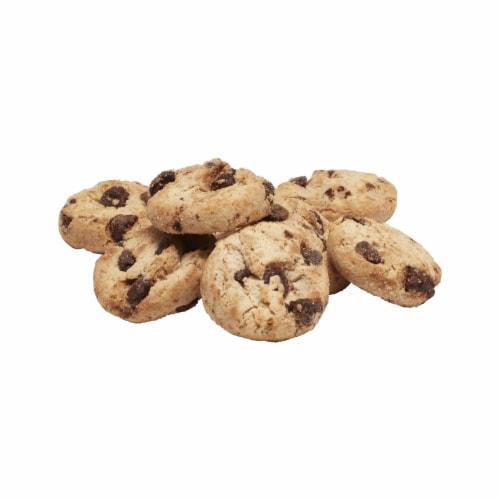 Kelloggs Famous Amos Chocolate Chip Cookies, 2 Ounce -- 96 per case. Perspective: front