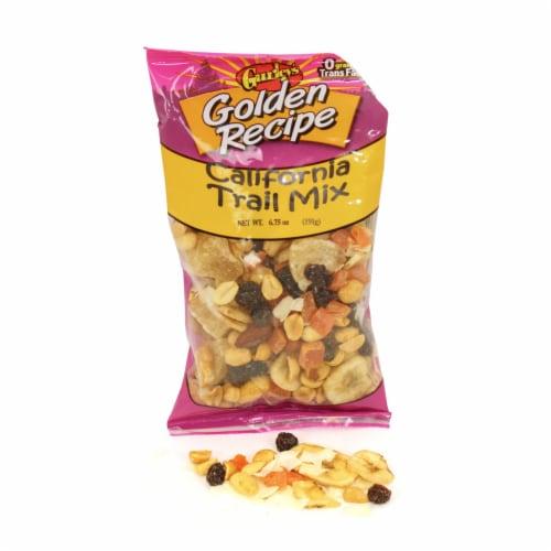 Golden Recipe California Trail Mix, 6.75 Ounce -- 8 per case. Perspective: front
