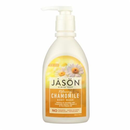 Jason Pure Natural Body Wash Chamomile - 30 fl oz Perspective: front