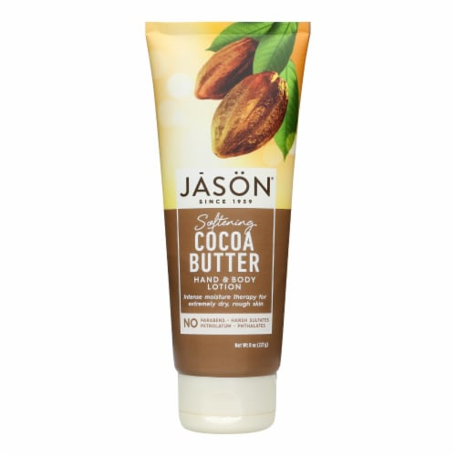 Jason Hand and Body Lotion Cocoa Butter Perspective: front