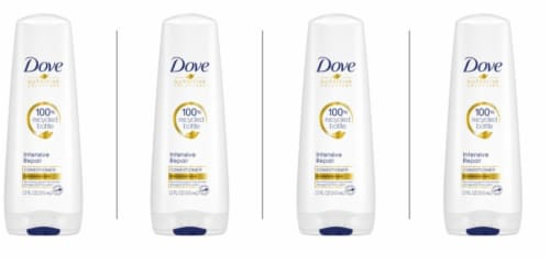 Dove Intensive Repair Conditioner 4 Count Perspective: front