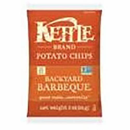 Kettle  Backyard Barbeque Potato Chips - 2 oz. bag, 6 per case Perspective: front