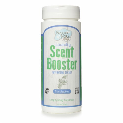Brook&Nora 18oz. Scent Booster Eucalyptus Perspective: front