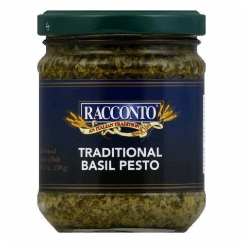 Racconto Pesto Traditional, 6.3 OZ (Pack of 6) Perspective: front