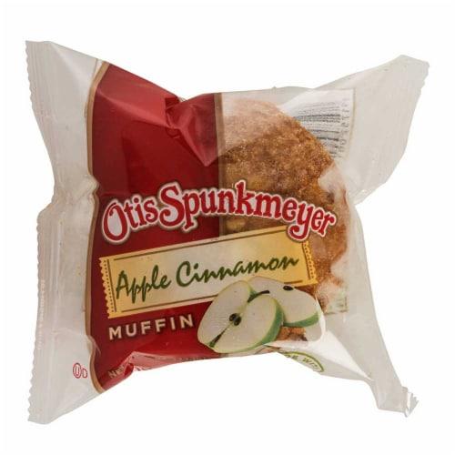 Otis Spunkmeyer Delicious Essentials Apple Cinnamon Muffin, 4 Ounce -- 24 per case. Perspective: front