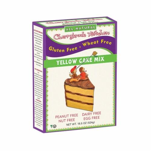 Cherrybrook Kitchen - Gluten & Wheat Free Yellow Cake Mix - Case of 6 - 16 oz Perspective: front