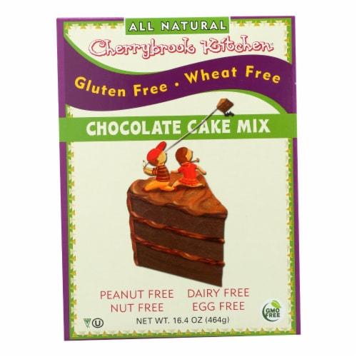 Cherrybrook Kitchen - Chocolate Cake Mix - Gluten Free Wheat Free - Case of 6 - 16.4 oz Perspective: front
