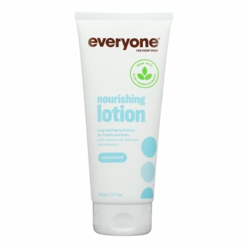 Everyone Lotion - Unscented - 6 oz Perspective: front