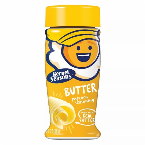 Kernel Seasons Butter Seasoning, 2.785 Oz (Pack of 6) Perspective: front