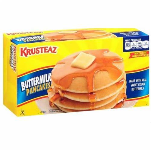 Ralcorp Krusteaz Buttermilk Pancake, 1.58 Ounce -- 144 per case. Perspective: front