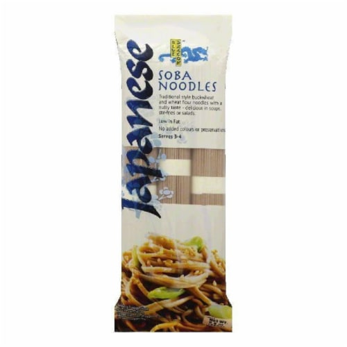 Blue Dragon Dry Soba Noodles, 8.8 OZ (Pack of 10) Perspective: front