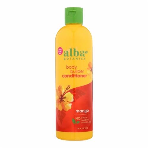 Alba Botanica - Hawaiian Hair Conditioner - Mango Moisturizing - 12 fl oz Perspective: front