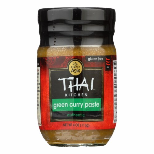 Thai Kitchen Green Curry Paste - 4 oz. Perspective: front